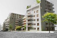 Cztery Ogrody - osiedle mieszkaniowe Comfortime