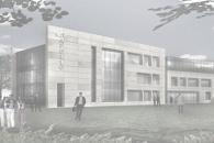 Apollo - projekt biurowca - CITY architekci