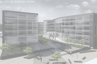 Baltic Business Park - projekt biurowca - CITY architekci