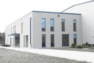 Norpol - projekt hali przemysłowej