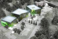 Technopark Pomerania - projekt CITY architekci